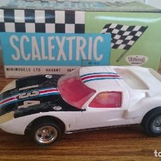 Scalextric: FORD GT SCALEXTRIC TRIANG . Lote 78578361