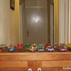 Scalextric: LOTE DE 18 COCHES SCALEXTRIC AÑOS 80. Lote 80320637
