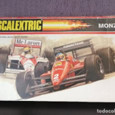 Scalextric: CIRCUITO MONZA SCALEXTRIC EXIN. Lote 82457804