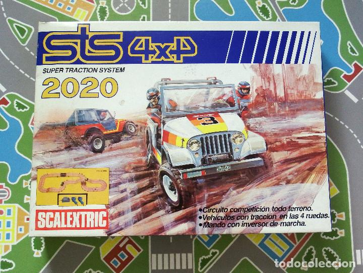 SCALEXTRIC STS 2020 4X4 (Juguetes - Slot Cars - Scalextric Exin)