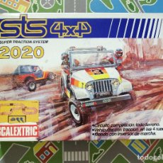 Scalextric: SCALEXTRIC STS 2020 4X4. Lote 164584153