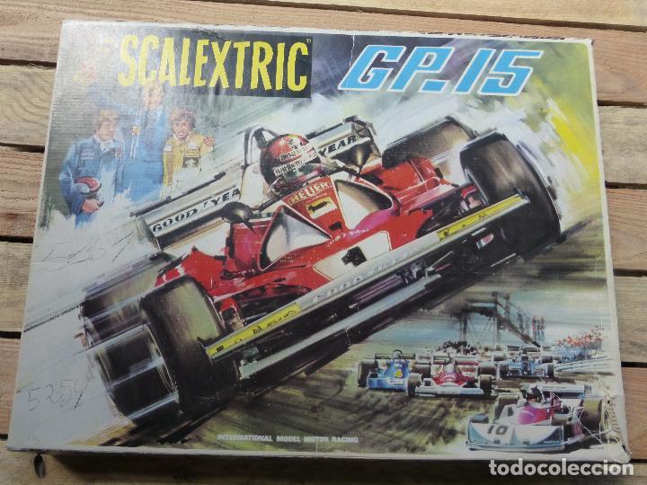 Scalextric: SCALEXTRIC GP15 CON COCHES Y PISTAS. - Foto 4 - 85347992