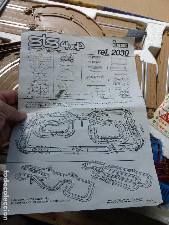 Scalextric: Caja circuito Scalextric STS 4x4 2030 Super Traction - - Foto 9 - 142167456