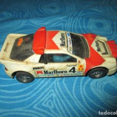 Scalextric: SCALEXTRIC, FORD RS 200, MARLBORO. Lote 85356936