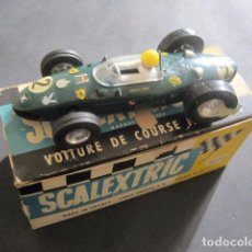 Scalextric: FERRARI CMM C 62- SCALEXTRIC TRIANG -LINES FRERES FRANCE - CALAIS -CON CAJA - VER FOTOS. Lote 85421124