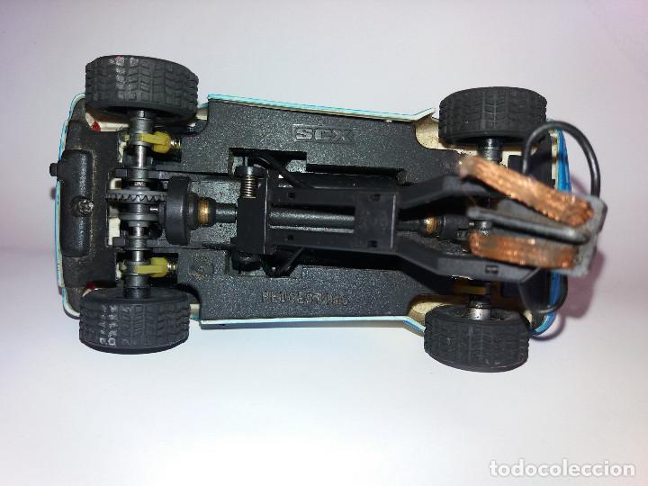 Scalextric: Peugeot 405 exin blanco pioneer - Foto 5 - 121121768