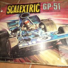 Scalextric: SCALEXTRIC EXIN GP 51 TYRRELL FORD F 1.CON 1 COCHE Y CUENTAVUELTAS.. Lote 85850808