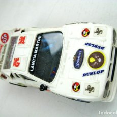 Scalextric: SCALEXTRIC EXIN LANCIA RALLY 037 REF. 4073 / 74 / 76 - MADE IN SPAIN. Lote 86396432