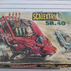Scalextric: SCALEXTRIC SR 40. Lote 87170592