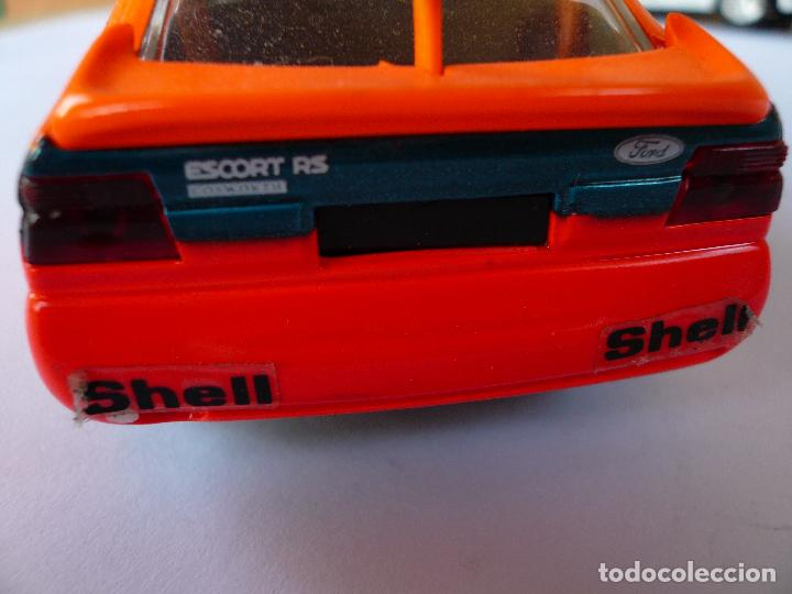 Scalextric: COCHE SCALEXTRIC FORD ESCORT RS - MADE IN ENGLAND - Foto 3 - 147525697