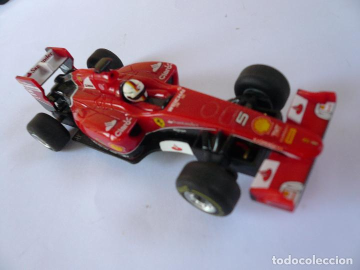 COCHE SCALEXTRIC CARRERA SANTANDER - MADE IN CHINA (Juguetes - Slot Cars - Scalextric Exin)