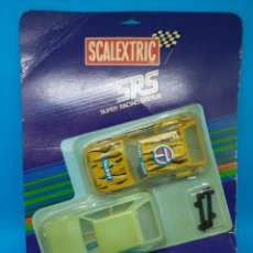 Scalextric: SCALEXTRIC EXIN SRS 7607 BLISTER CARROCERIA TALBOT HORIZON SIN ABRIR NUEVO. Lote 88922972