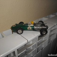 Scalextric: COCHE SCALEXTRIC MC LAREN C 43 EXIN COLOR VERDE MADE IN SPAIN AÑOS 70. Lote 89269860