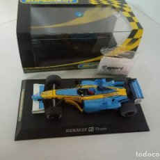 Scalextric: RENAULT F1 TEAM R24 N8 FERNANDO ALONSO SUPERSLOT. Lote 91259625