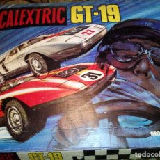 Scalextric: SCALEXTRIC GT19. Lote 92298130