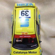 Scalextric: COCHE DE SCALEXTRIC SEAT IBIZA KIT-CAR AMARILLO Nº39. Lote 94576147