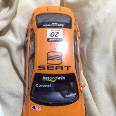 Scalextric: COCHE DE SCALEXTRIC SEAT TOLEDO COLOR NARANJA Nº20. Lote 94613523