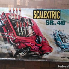 Scalextric: SCALEXTRIC SR- 40. Lote 95154967