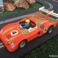 Scalextric: SCALEXTRIC EXIN RENAULT ALPINE BANCO OCCIDENTAL. Lote 95954243