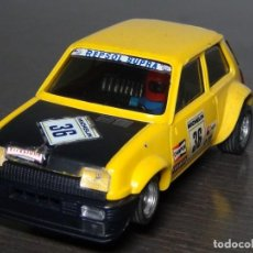 Scalextric: RENAULT 5 COPA REF. 4058 SCALEXTRIC - MADE IN SPAIN. Lote 97191135
