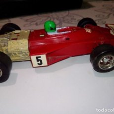 Scalextric: SCALEXTRIC MC LAREN M23 MADE IN FRANCE. Lote 97629755