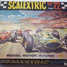 Scalextric: SCALEXTRIC G.P. 22. Lote 97855283