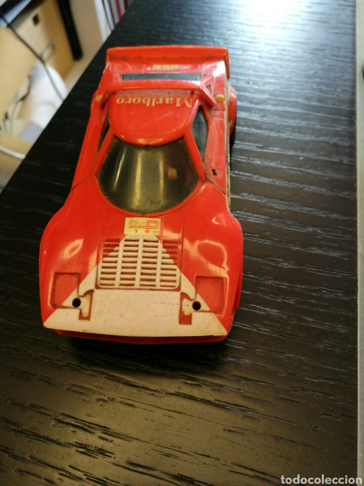 LANCIA STRATOS REF. 4055 SCALEXTRIC (Juguetes - Slot Cars - Scalextric Exin)