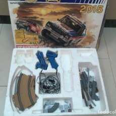 Scalextric: SCALEXTRIC STS 4X4 REF:2015 AÑO 1988. Lote 98018967