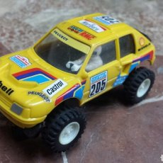 Scalextric: PEUGEOT 205 STS | SCALEXTRIC | EXIN |. Lote 98086596