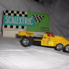 Scalextric: COCHE SCALEXTRIC TYRELL P-34 AMARILLO . Lote 98089471