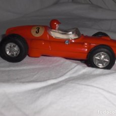 Scalextric: COCHE SCALEXTRIC COOPER TRIANG C-58 ROJO. Lote 98089611