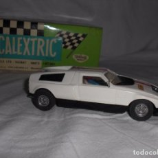 Scalextric: COCHE SCALEXTRIC MERCEDES WANKEL C-111 REF. 4044 BLANCO. Lote 98089815