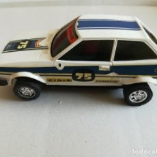 Scalextric: FORD FIESTA COCHE DE SCALEXTRIC , REF. 4057 , MADE IN SPAIN , TAL COMO SE VE. Lote 98702115