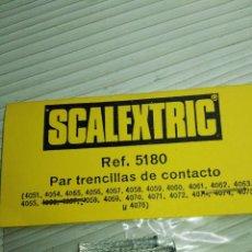 Scalextric: TRENCILLAS-ESCOBILLAS. Lote 98752179