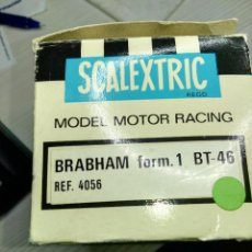 Scalextric: COCHE SCALEXTRIC. Lote 98759991