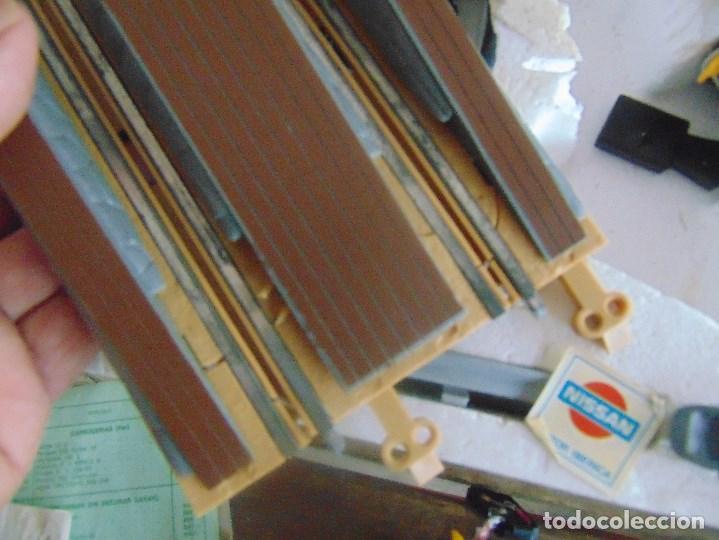 Scalextric: CIRCUITO STS 4X4 SUPER TRACK SYSTEM 2025 DESCALEXTRIC EXIN CON 3 COCHES - Foto 37 - 99547167