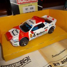 Scalextric: SCALEXTRIC. EXIN. FORD RS200 MARLBORO. REF. 8308. Lote 107083924