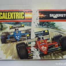 Scalextric: CIRCUITO - SCALEXTRIC SILVERSTONE - EXIN. Lote 100339363