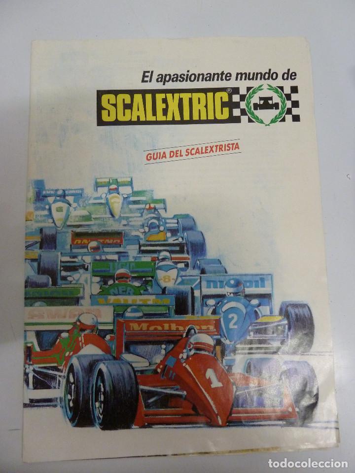 Scalextric: CIRCUITO - SCALEXTRIC MONZA - EXIN - Foto 22 - 100339851