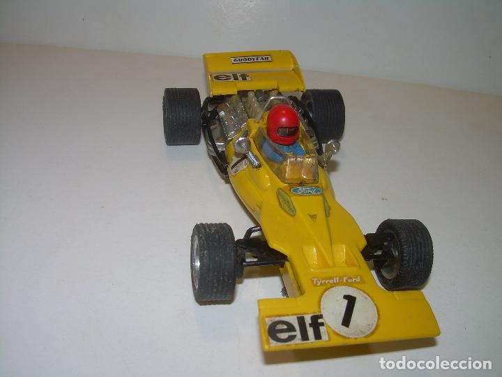 Scalextric: COCHE TYRRELL FORD....SCALEXTRIC...MADE IN SPAIN. - Foto 3 - 158297934