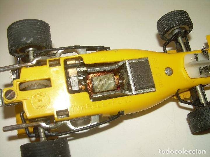 Scalextric: COCHE TYRRELL FORD....SCALEXTRIC...MADE IN SPAIN. - Foto 5 - 158297934
