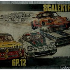 Scalextric: COHES SCALEXTRIC EXIN. Lote 105204986