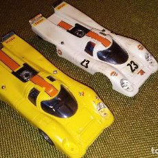 Scalextric: SCALEXTRIC 2 PORSCHES 917 EXIN . Lote 101031947