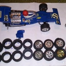 Scalextric: TYRRELL SCALEXTRIC EXIN DESGUACE. Lote 101032011