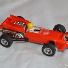 Scalextric: MC LAREN - REF. C-43 - ROJO - MUY BUEN ESTADO - MADE IN SPAIN - EXIN - RARO. Lote 101091855