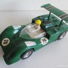 Scalextric: CHAPARRAL GT, 100% ORIGINAL SCALEXTRIC EXIN AÑO 1969, PERFECTO COMO NUEVO. Lote 101183539