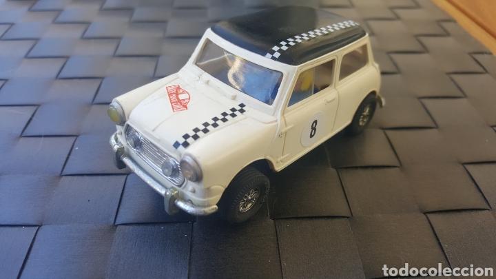 MINI COOPER SCALEXTRIC EXIN (Juguetes - Slot Cars - Scalextric Exin)