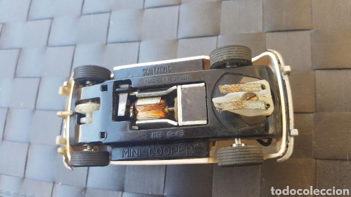 Scalextric: Mini Cooper Scalextric Exin - Foto 3 - 101745060
