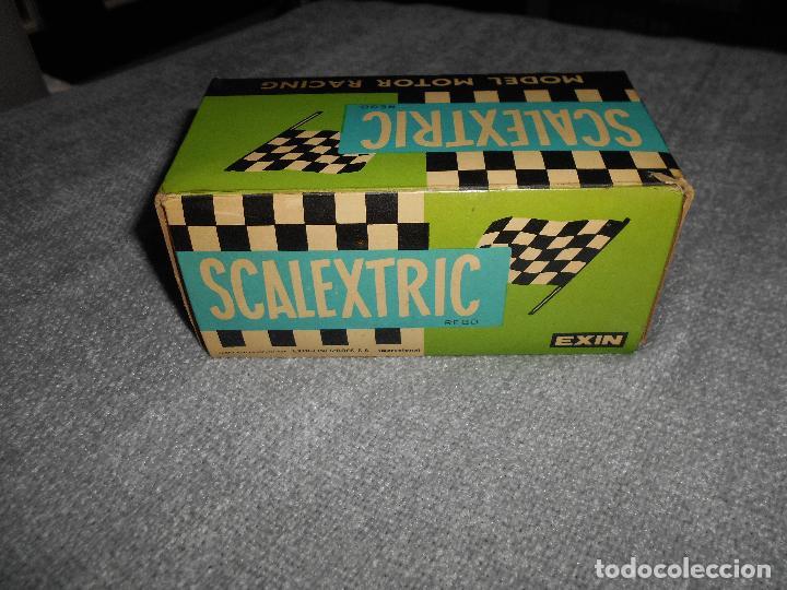 Scalextric: Coche scalextric Tyrrell-Ford form.1 4048 azul con caja e instrucciones ORIGINAL - Foto 12 - 102297483