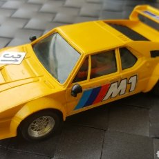 Scalextric: BMW M1 1A SERIE SCALEXTRIC EXIN. Lote 102351578